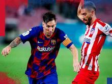 Lionel Messi, Barcelona, LaLiga