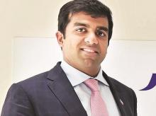 Parth Jindal, Managing director, JSW Cement