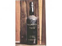 The Madeira 1775, wine