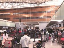 flights, coronavirus, passengers