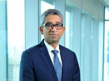 Raj Balakrishnan, Bank of America