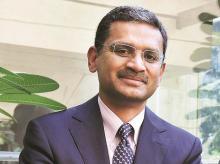 Rajesh Gopinathan,  CEO & MD, TCS