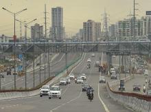 delhi, roads, delhi-ncr, Gazipur, vehicles, cars