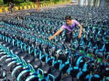 electric bicycles, e-cycles