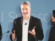 CEO Ramon Laguarta, pepsico