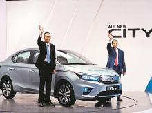 honda city, Honda Cars India President & CEO Gaku Nakanishi