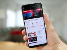 YouTube for smartphones