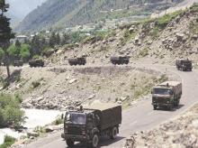 LAC, Ladakh