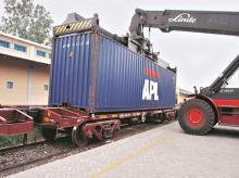 indian railways, linde, apl, container, goods, transport, dedicated freight corridor, privatisation