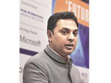 Krishnamurthy Subramanian, Chief Economic Advisor, cea