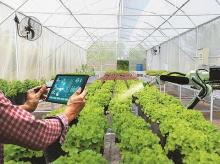 there are more than 500 active agritech start-ups in the country