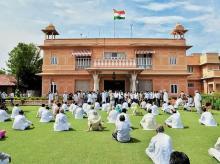rajasthan, ashok gehlot, congress, kalraj mishra, MLAs