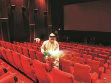 cinema, pvr, multiplex, theatre, films