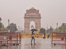 Moderate to heavy rains likely in Delhi for four days from Sunday