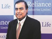 Mukesh Ambani, Chairman & MD, RIL