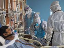 Health workers, Coronavirus