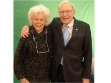 Doris and Warren Buffet