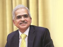 Shaktikanta Das, RBI governor