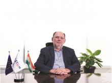 Alain Spohr, Managing Director of Alstom India & South Asia