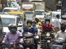 Traffic, vehicles