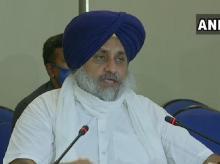 Sukhbir Singh Badal