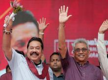 Gotabaya Rajapaksa, Mahinda