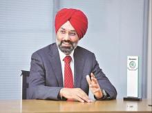 Gurpratap Boparai, Managing Director, Volkswagen India