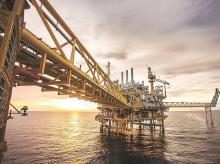 Oil & gas, rig