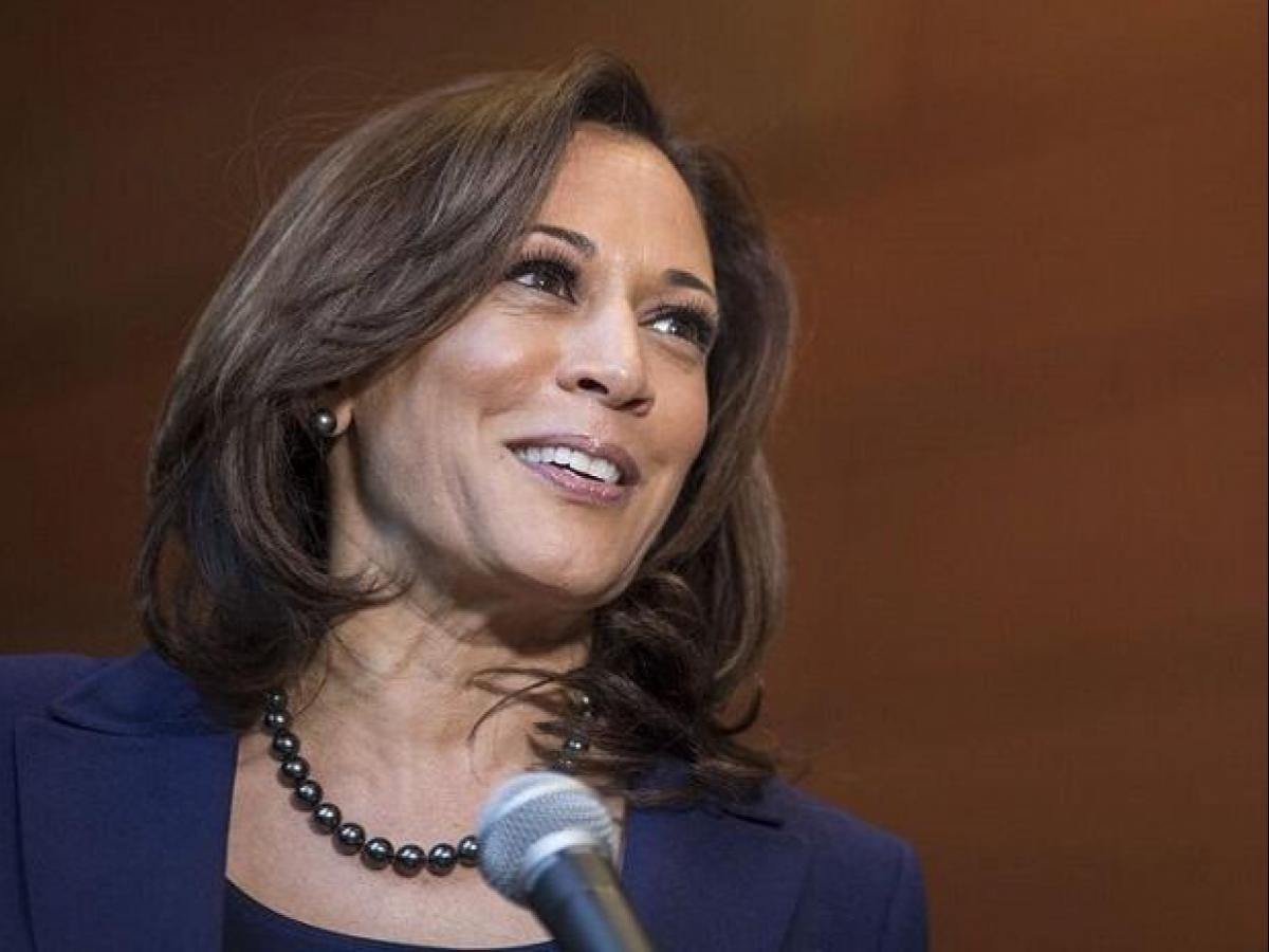 Leadership Starts The Day You Re Born Kamala Harris To South Asian Women Business Standard News