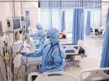 Coronavirus, hospital, medical, infra, health, patient