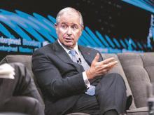 Stephen A Schwarzman, Blackstone CEO