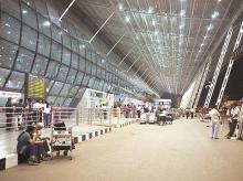Thiruvananthapuram airport, flights, kerala, aviation