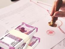 Cash, tax, p notes