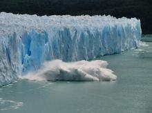 Climate change, greenland