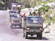ladakh standoff, indian army