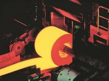 steel, iron, metal, manufacturing, production, molten