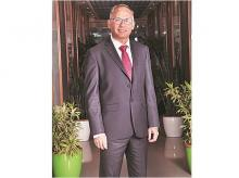 NMDC Chairman and Managing Director Sumit Deb