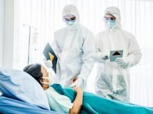 coronavirus, hospital, doctor