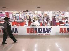 future retail, future group, big bazaar, bazar