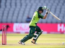 Haider Ali, Pakistan batsman