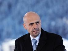 Anas Al-Saleh, Kuwait's deputy prime minister.