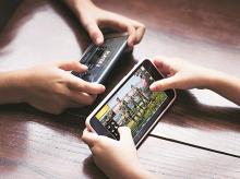 gaming industry, games, smartphones, apps, virtual