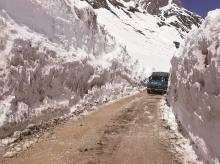 Shingo La project, Shingo La, Zojila, Ladakh