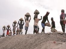 mgnrega, workers, labour, poverty, poor, villages