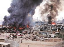 Judge wants three Cabinet ministers probed over Beirut blast: Report