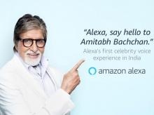 Alexa users in India will be able to access Bachchan's iconic voice by purchasing the Amitabh Bachchan voice skill