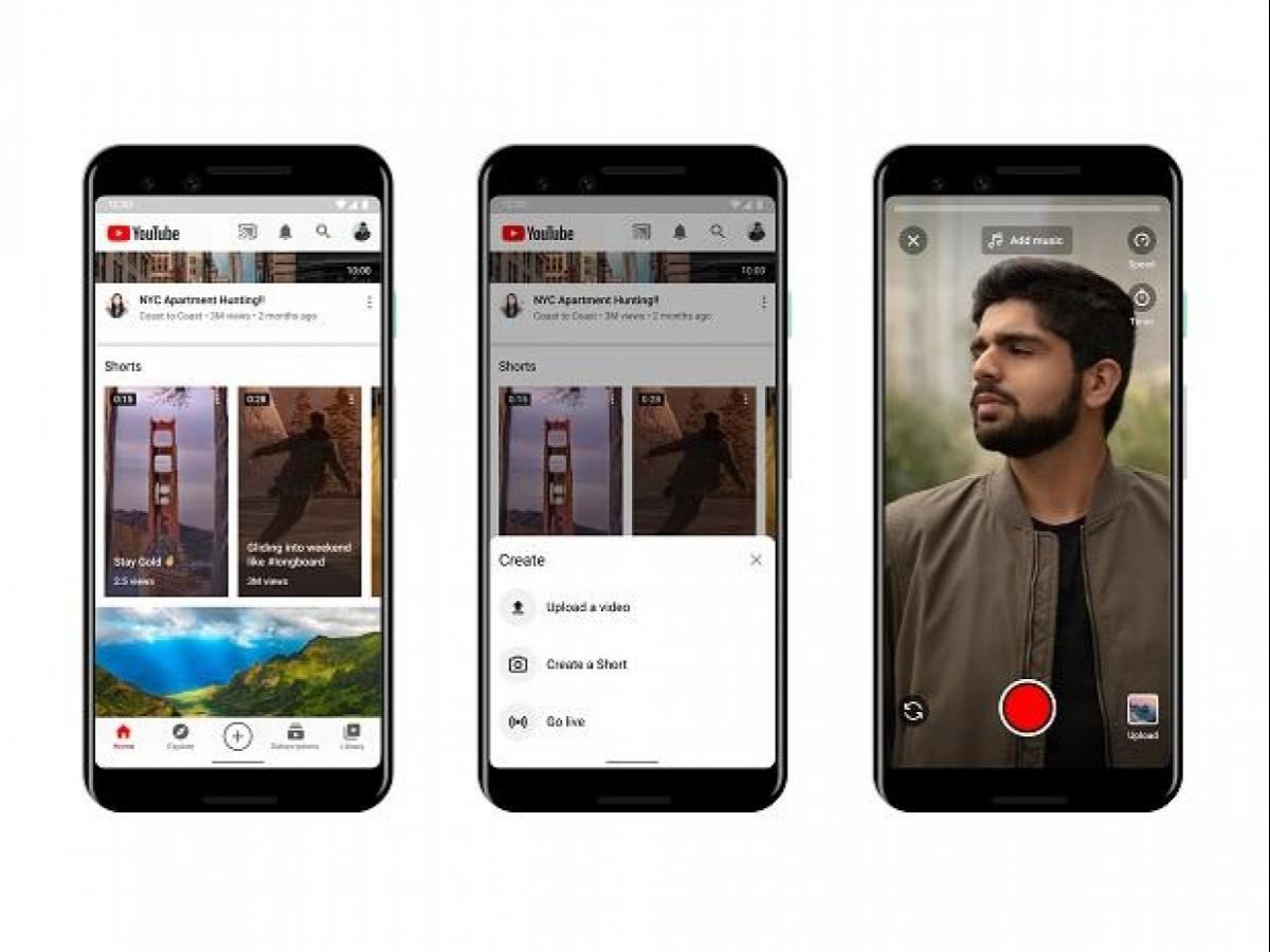 Youtube Shorts Five Things To Know About Google S Short Form Video Service Business Standard News