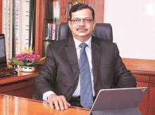 M R Kumar, Chairman, LIC