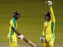 Glenn Maxwell, Alex Carey, Australia cricket team