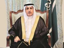 Saud Bin Mohammed Al-Satti, Saudi Arabia's ambassador to India